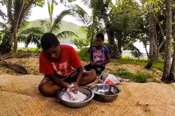 Taveuni history